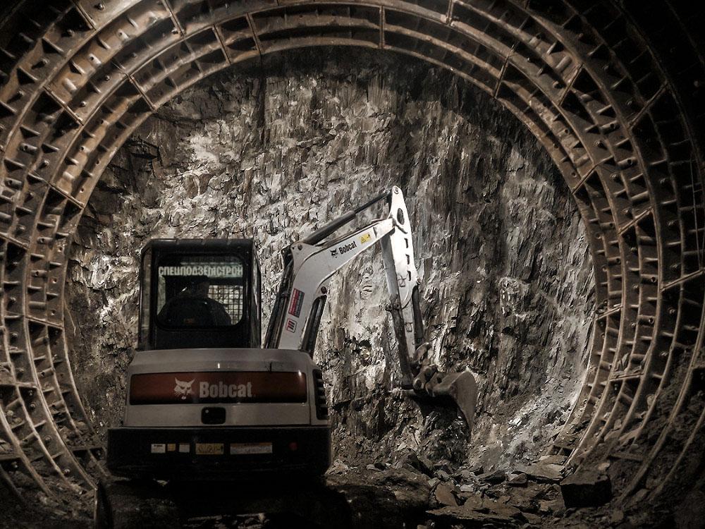 строительство подземных сооружений 6