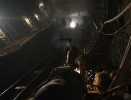 Строительство подземного тоннеля станции метро Геологическая